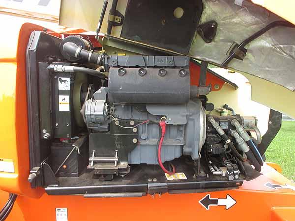 2008 JLG 600AJ-10