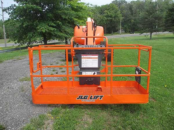 2008 JLG 600AJ-7