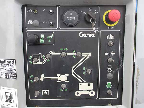 2013 Genie Z45/25JRT-11