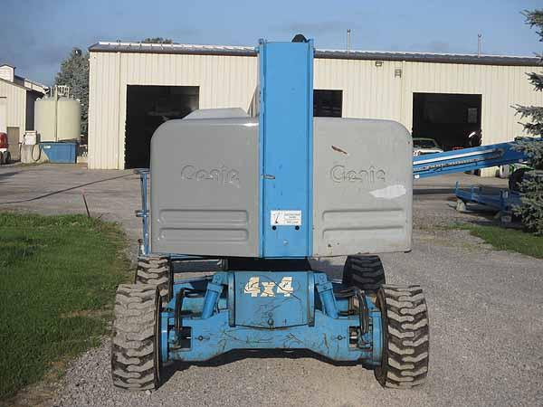 2002 Genie S45-5