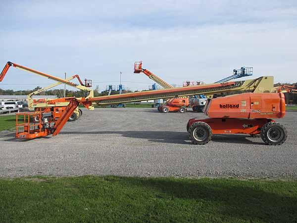 2011 JLG 860SJ-2