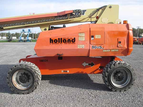 2011 JLG 860SJ-4