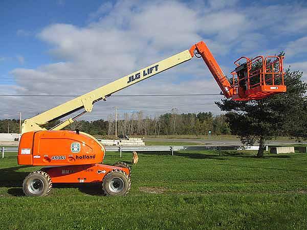 2012 JLG 460SJ-1