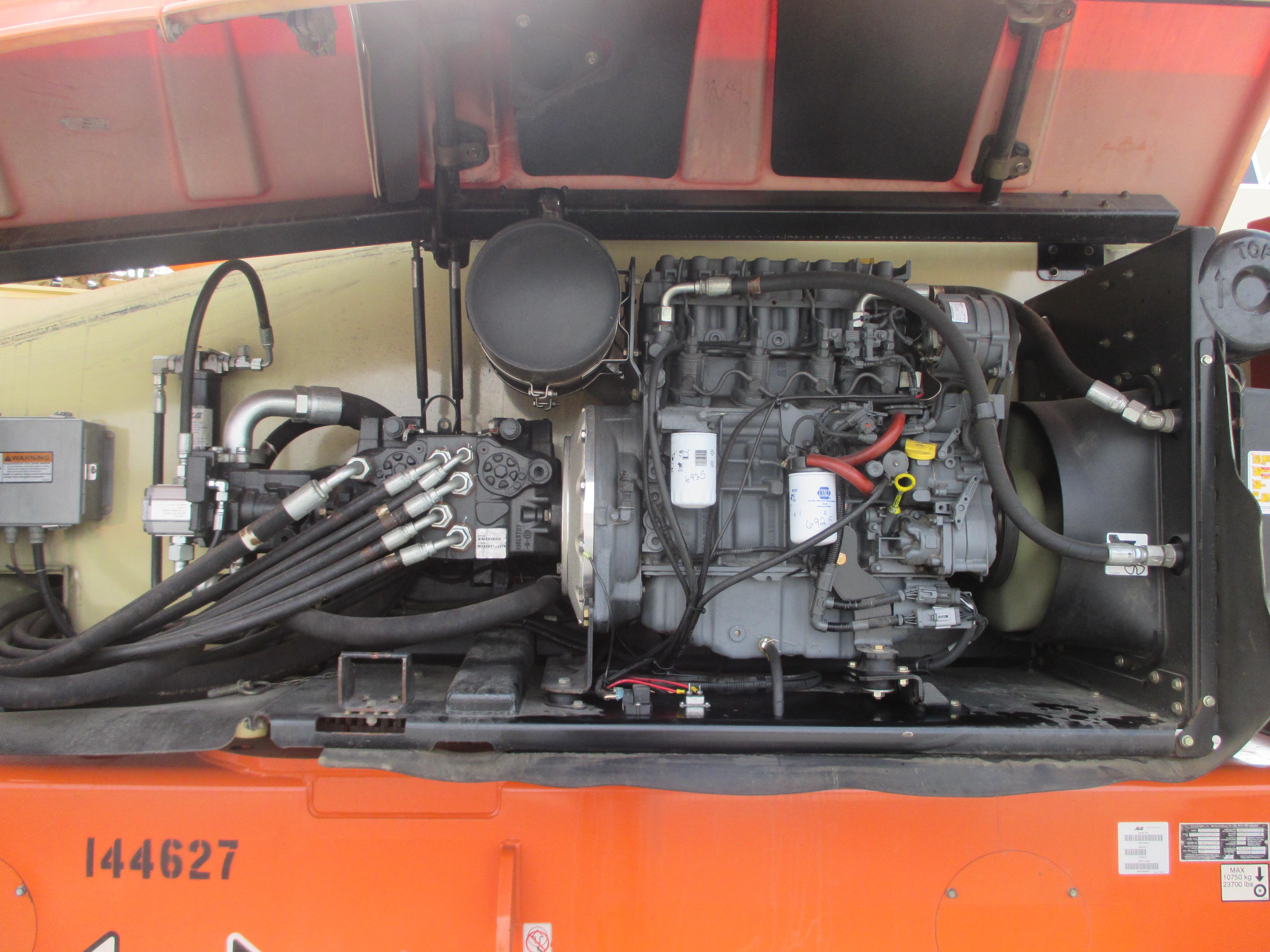 2011 JLG 1250AJP-13