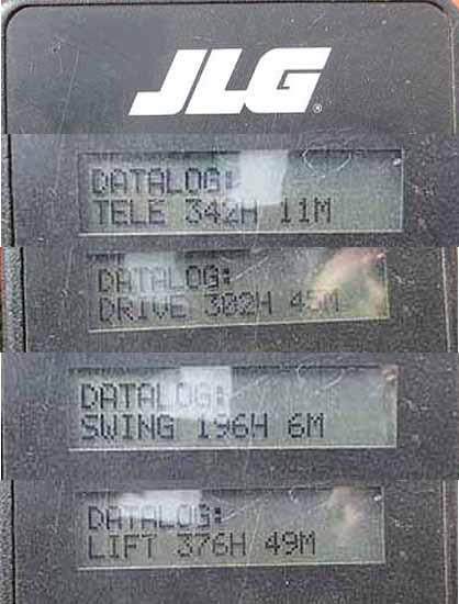 2011 JLG 1250AJP-18