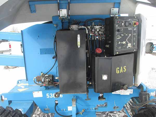 2015 Genie Z45/25JRT-10