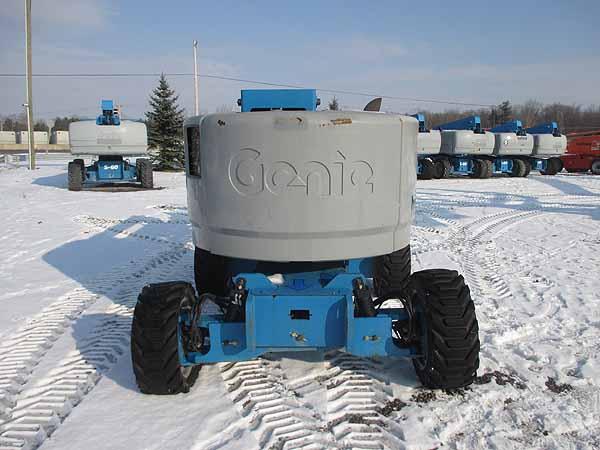 2015 Genie Z45/25JRT-6