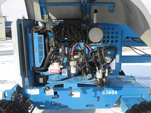 2015 Genie Z45/25JRT-9
