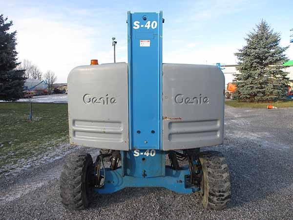 2007 Genie S40-5