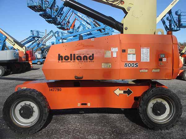 2011 JLG 800S-3
