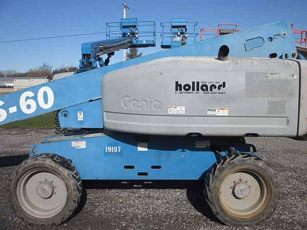 2008 Genie S60-3