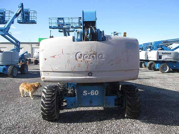 2008 Genie S60-5