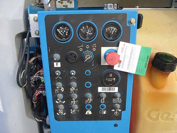 2011 GENIE Z34/22IC-10