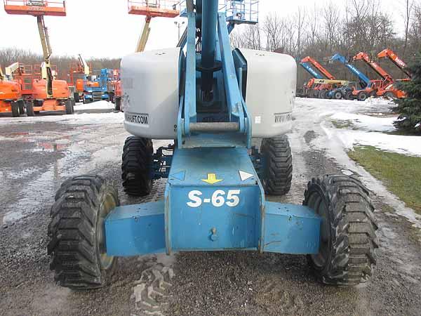 2006 Genie S65-7