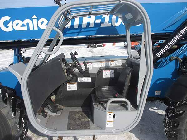 2008 Genie GTH1056-8