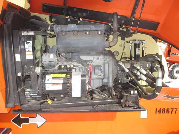 2011 JLG 860SJ-8