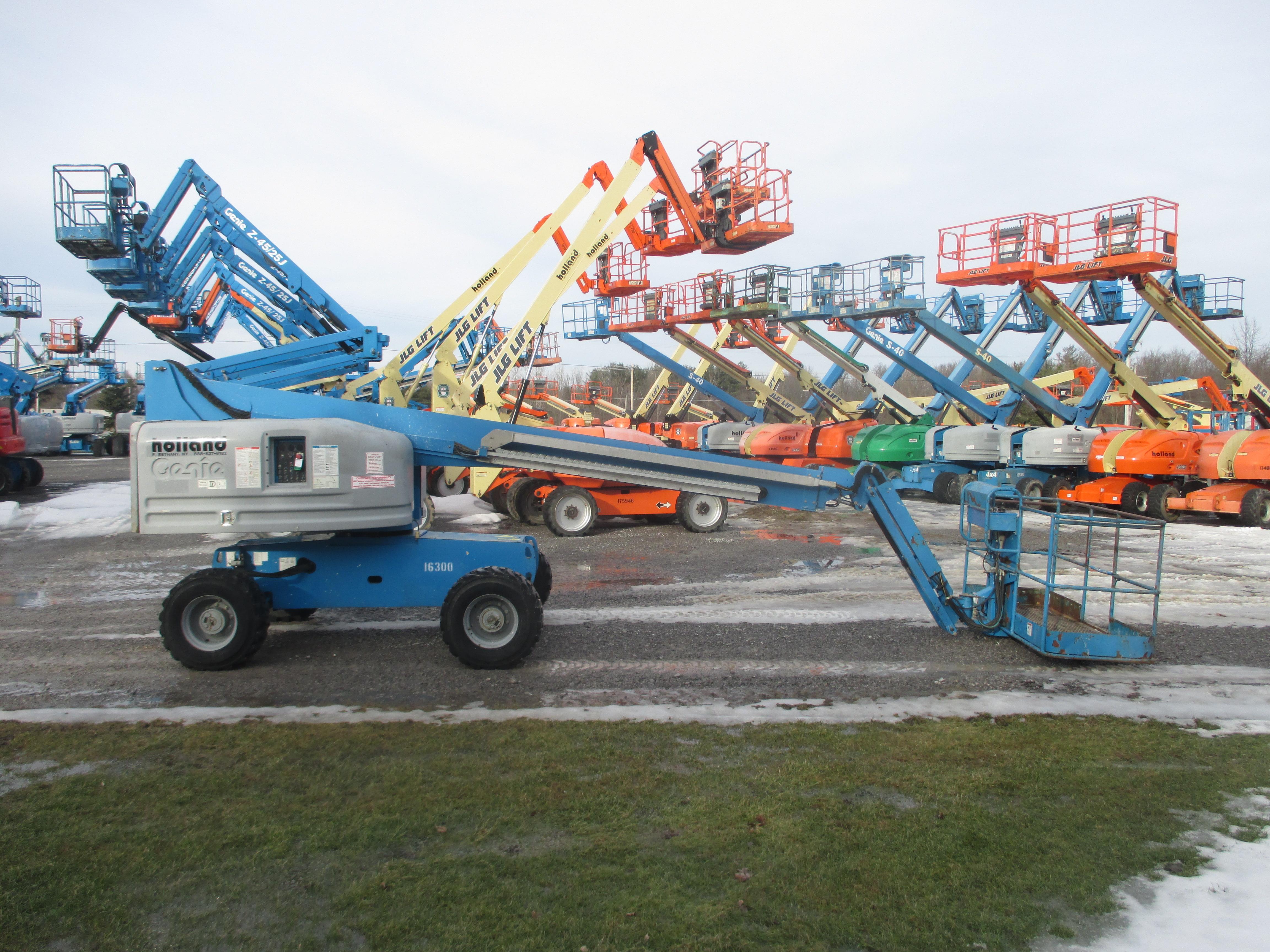 2011 Genie S45-1