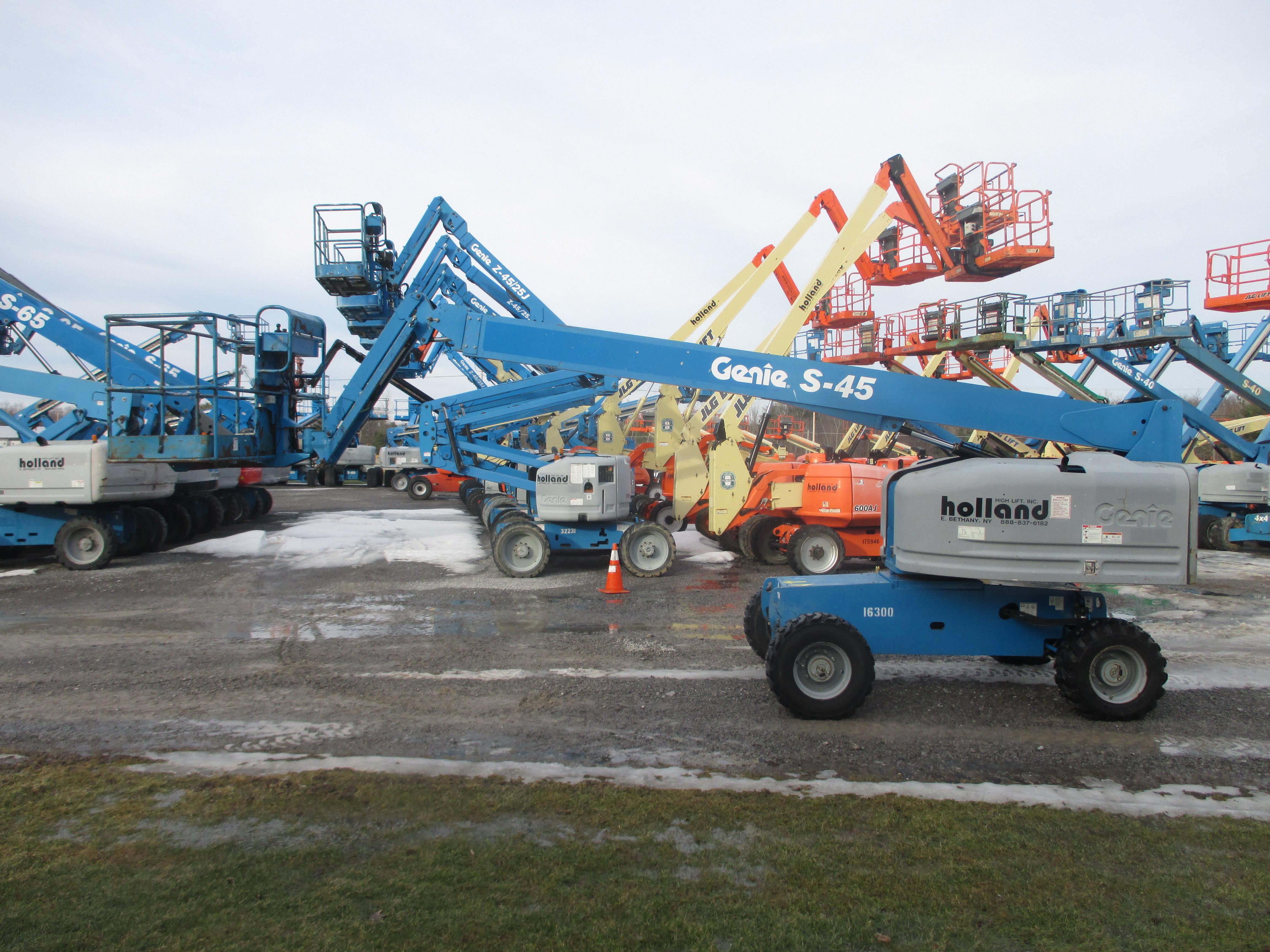 2011 Genie S45-2