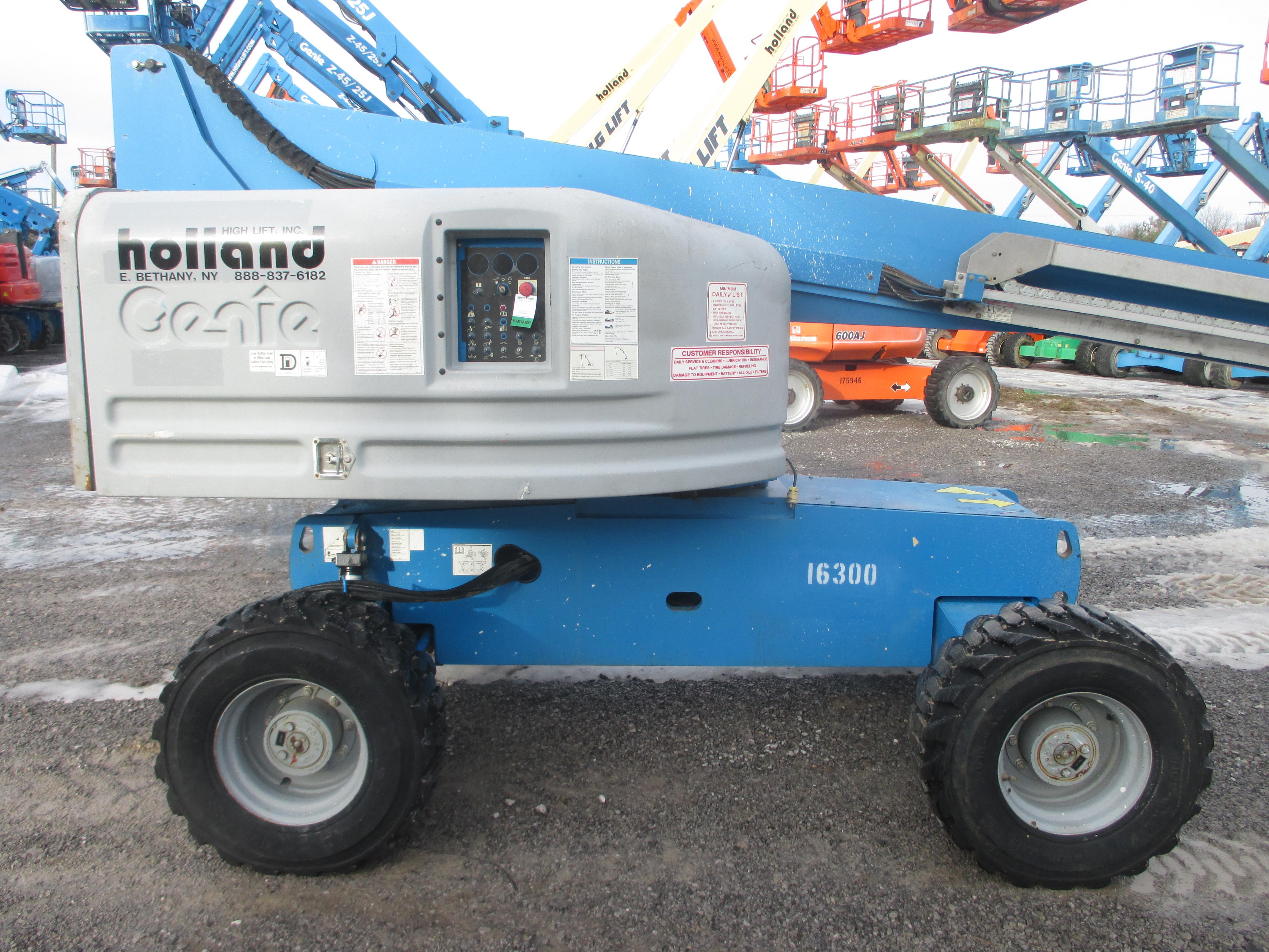 2011 Genie S45-3