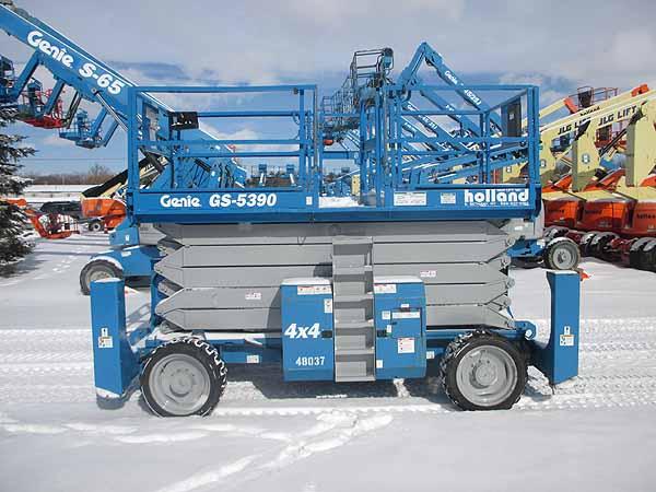 2012 Genie GS5390-1