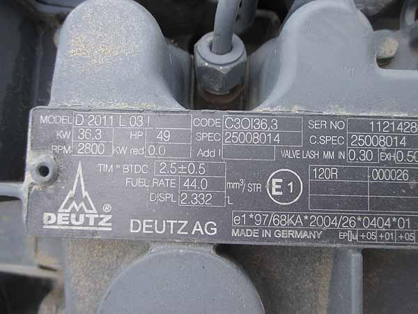 2012 Genie GS5390-8
