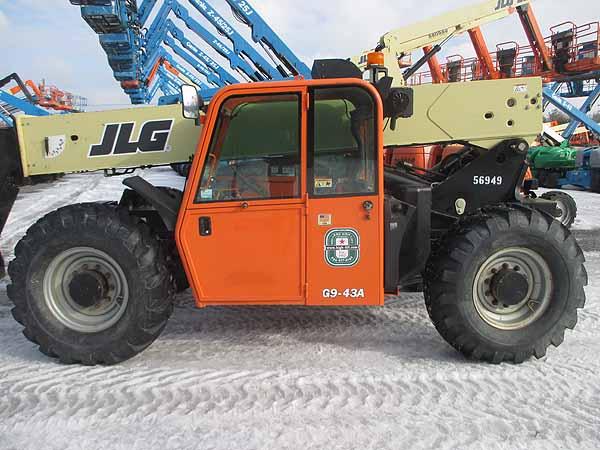 2014 JLG G9-43A-3