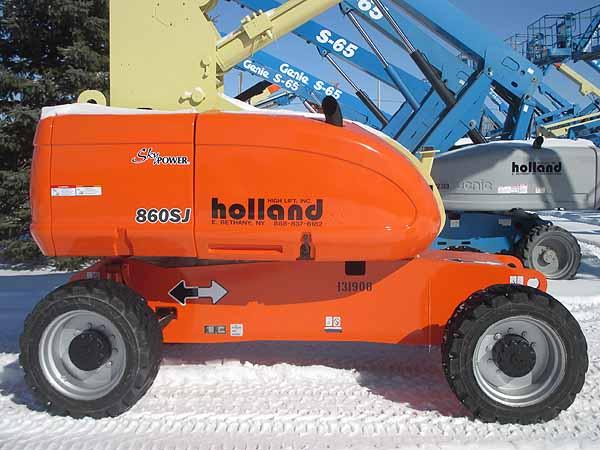 2008 JLG 860SJ-3
