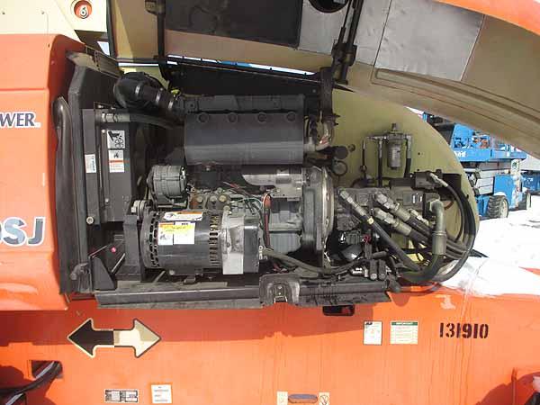 2008 JLG 860SJ-9