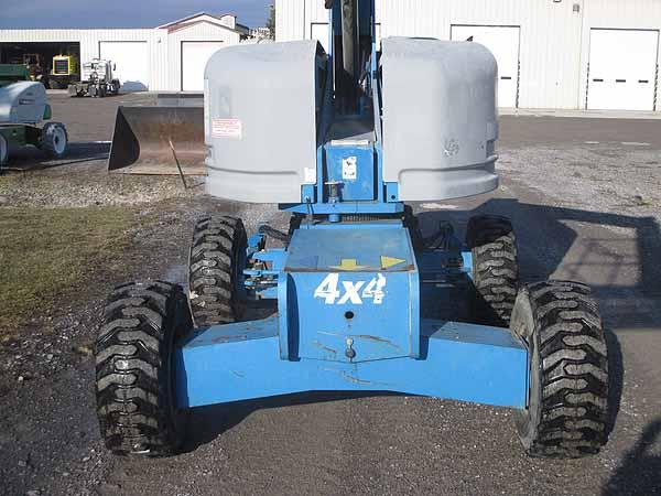 2011 Genie S45-6