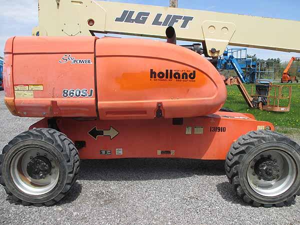 2008 JLG 860SJ-4