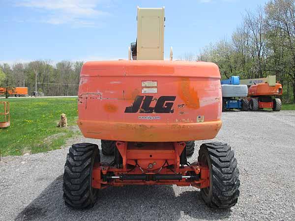 2008 JLG 860SJ-6