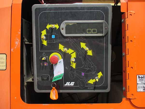 2011 JLG 860SJ-10