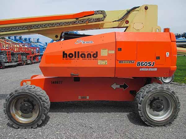 2011 JLG 860SJ-3