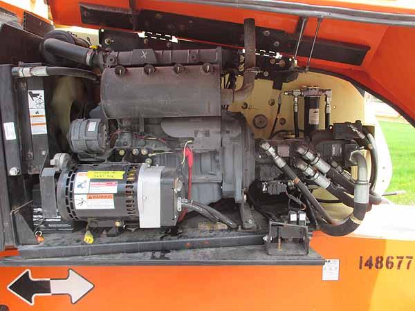 2011 JLG 860SJ-9