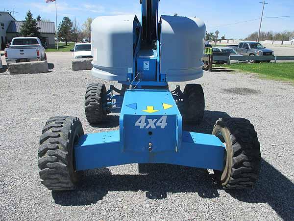 2012 Genie S45-5