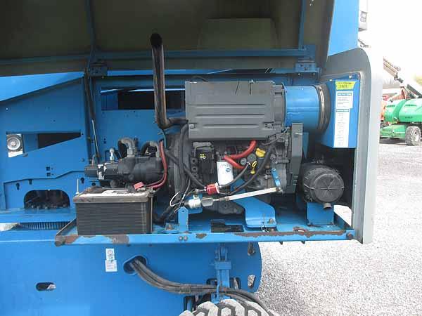 2012 Genie S45-9