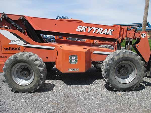 2008 SKYTRAK 10054-3